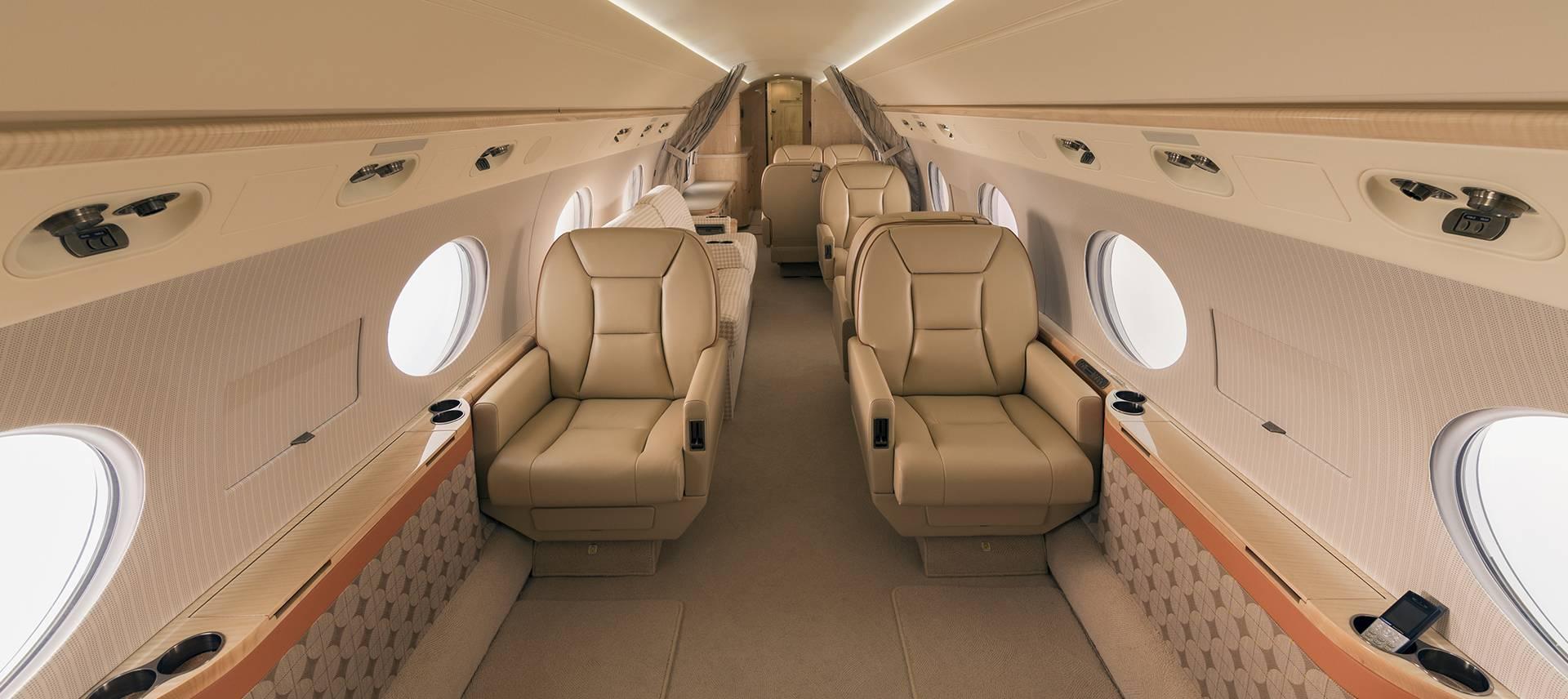 Suporte a produtos da Gulfstream
